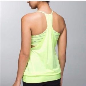 lululemon athletica Tops - Lululemon Athletica // No Limits Tank Size 4